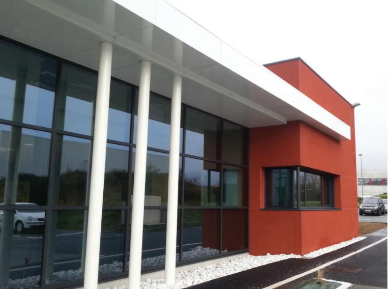 Architecte Surget et Redois Nantes